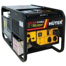 Бензиновый генератор Huter DY12500LX