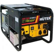 Бензиновый генератор Huter DY15000LX-3 (3-x фазный)