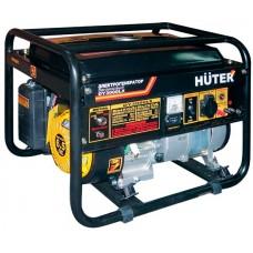 Бензиновый генератор Huter DY3000LX-электростартер