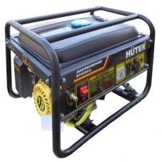 Бензиновый генератор Huter DY4000LG газ: пропан-бутан, метан