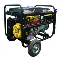 Бензиновый генератор Huter DY8000LX-3 (3-х фазный)