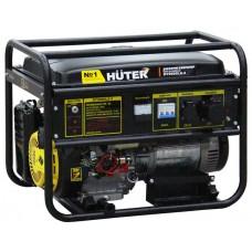 Бензиновый генератор Huter DY9500LX-3 (3-x фазный)