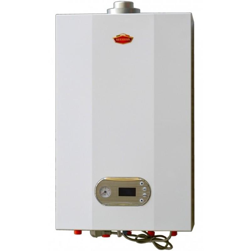 Газовые котлы для отопления частного дома дачи коттеджа