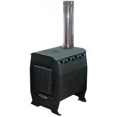 Печь воздухогрейная «Теплушка 100»