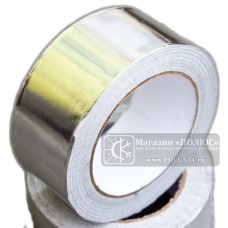 Алюминиевый скотч 50мм х 50м