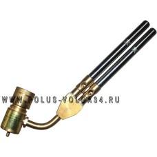 Горелка газовая для пайки JH-1 D2 двойная
