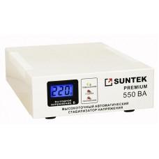 Стабилизатор напряжения SUNTEK-ЭМ 550 ВА