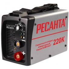 Сварочный инвертор Ресанта САИ-220К (компакт)