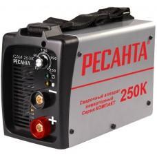 Сварочный инвертор Ресанта САИ-250К (компакт)