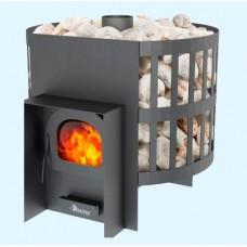 Дровяная печь для бани «Этна мини+»